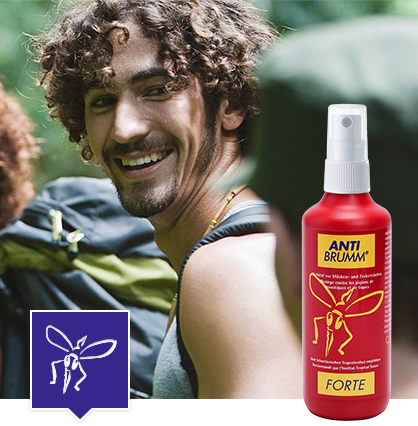 Packshot d'ANTI-BRUMM® Forte.