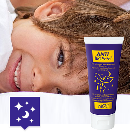 Packshot di Anti Brumm® Night.