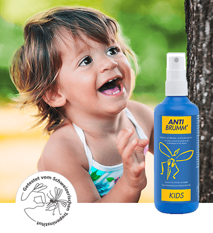 Packshot von ANTI-BRUMM® Kids.